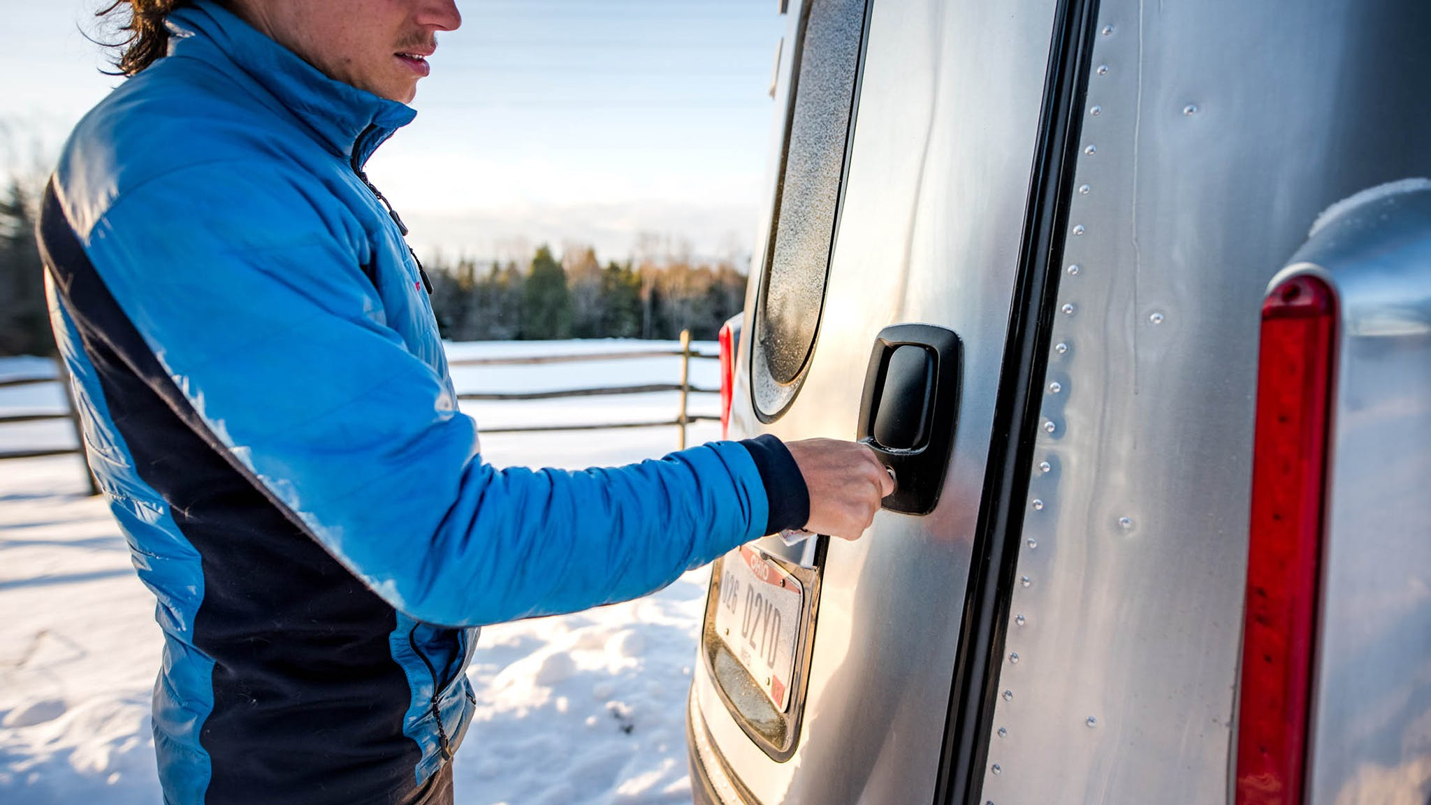 Airstream Key and Door Entry Guide