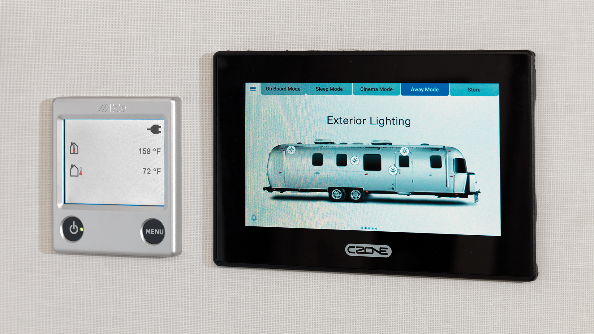Airstream-Smart-Control-CZone-7-Inch-Screen-Exterior-Lighting
