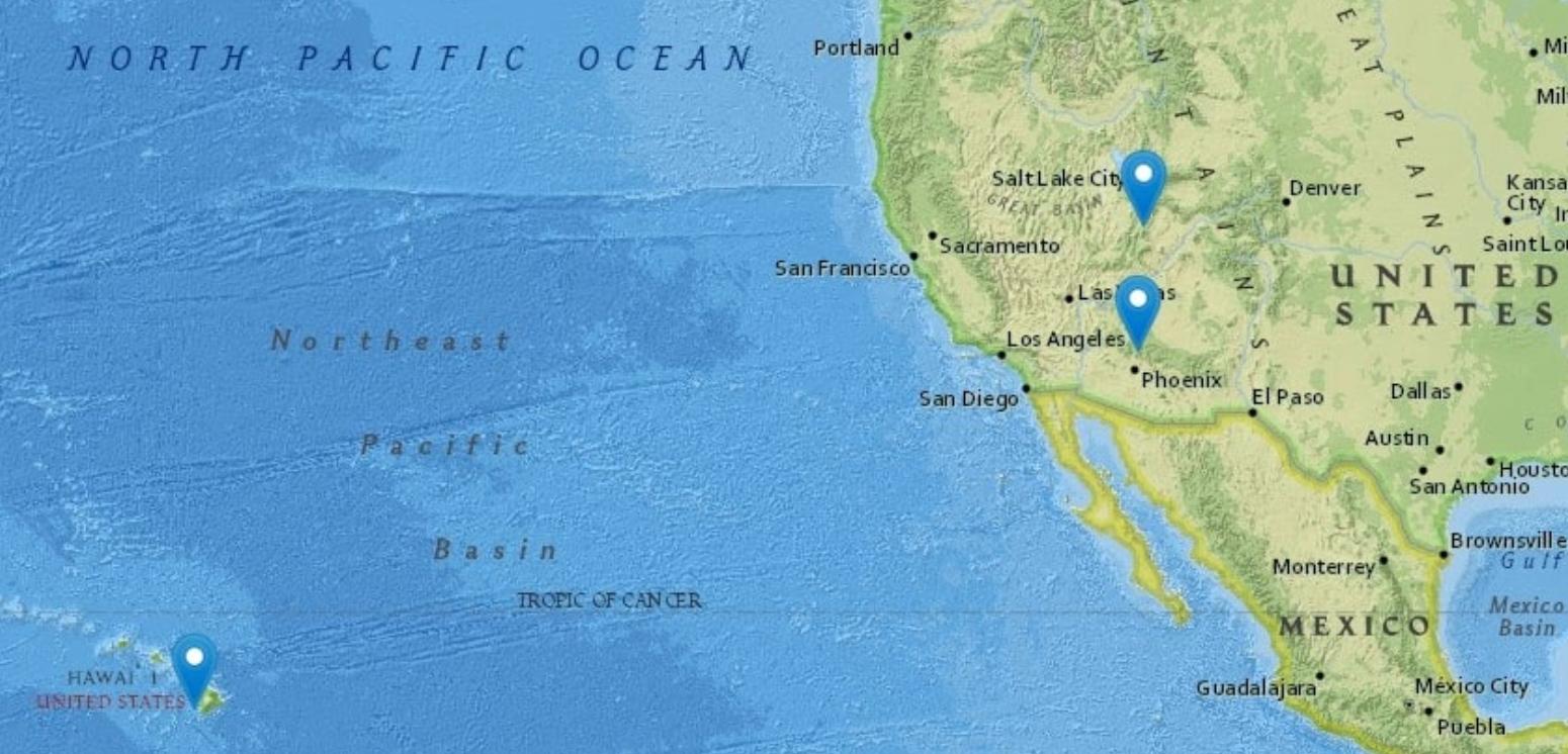 Winters-Ambassadors-Travel-Map