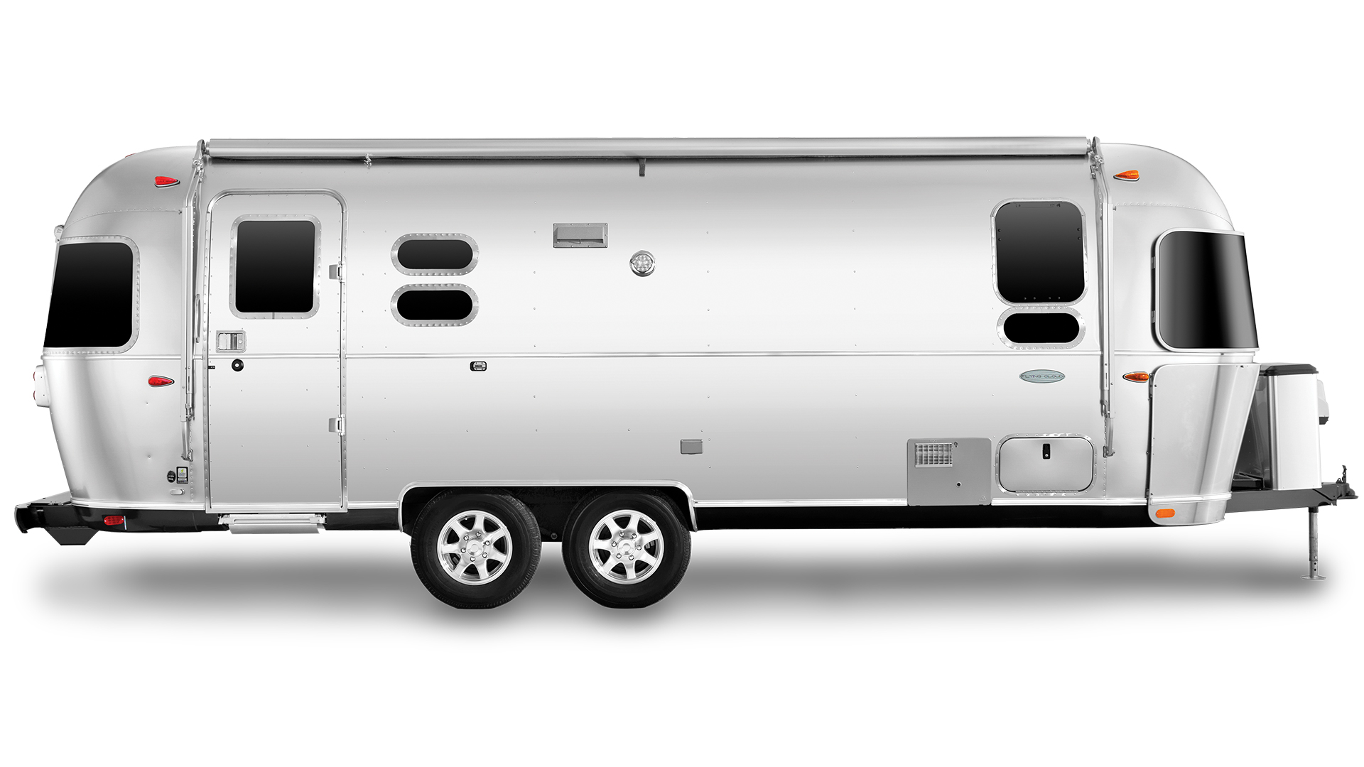 Airstream-Flying-Cloud-25FB-Travel-Trailer-Exterior-Curb-Side