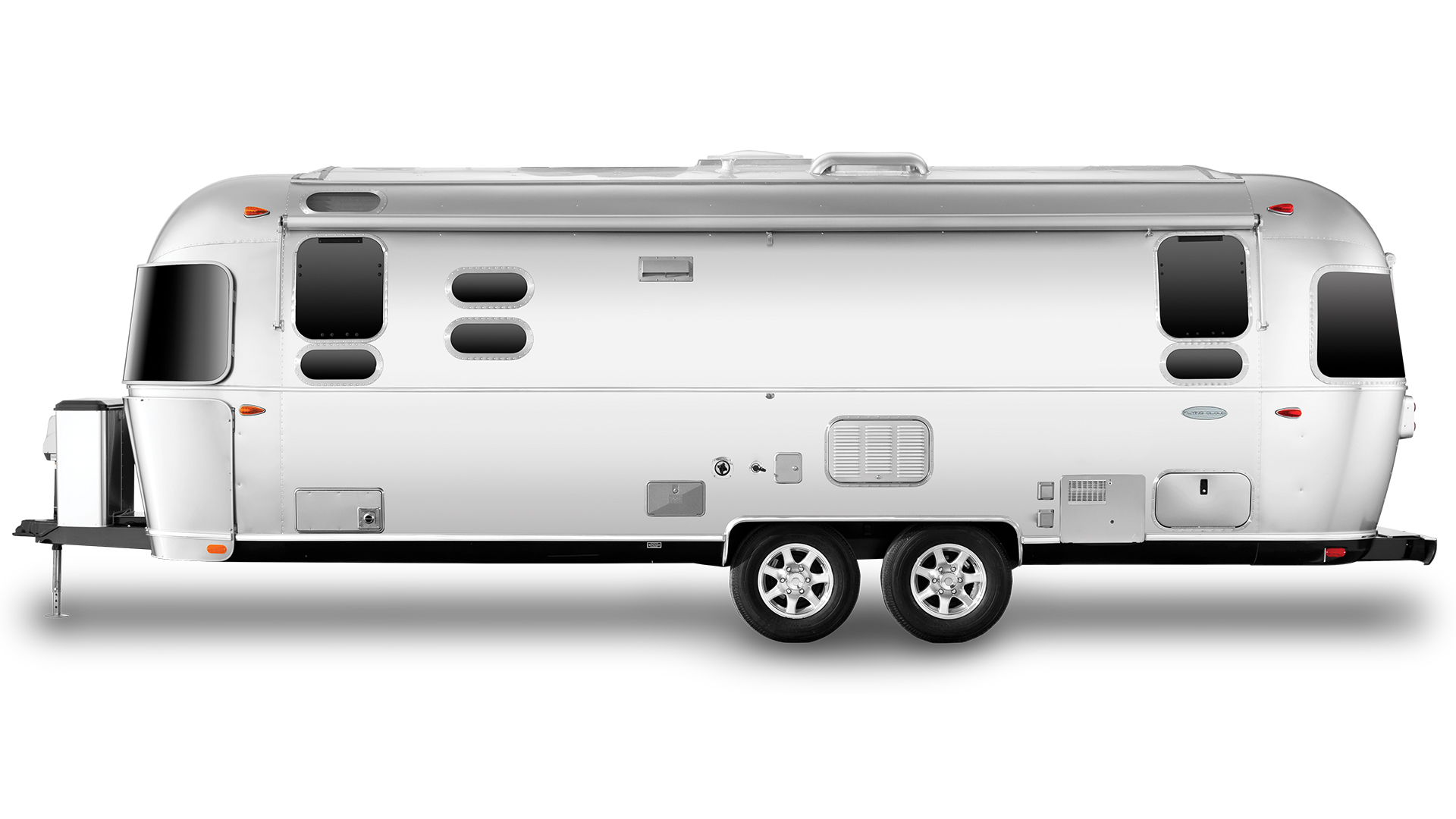 Airstream-Flying-Cloud-26RB-Travel-Trailer-Street-Side-Exterior