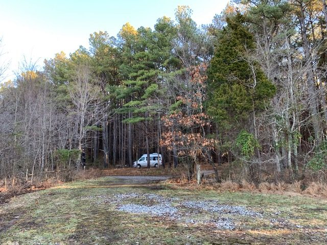 Boondocking Shawnee National Forest Airstream Interstate Nineteen
