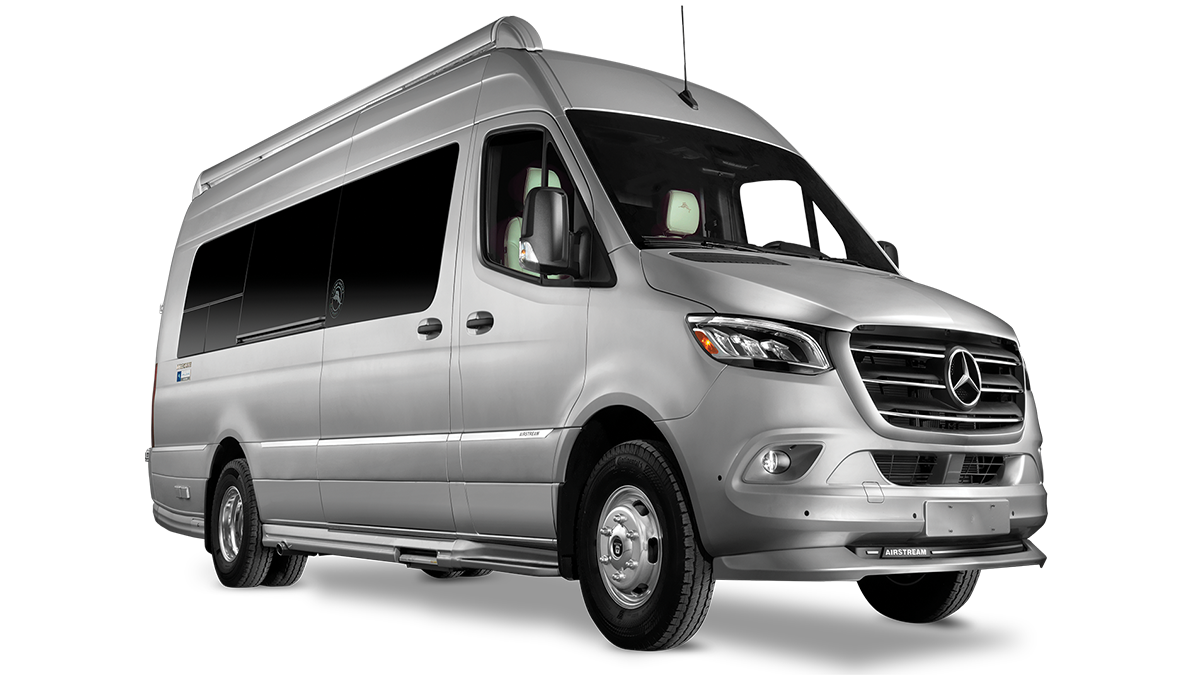2020 Airstream Interstate EXT Tommy Bahama Exterior
