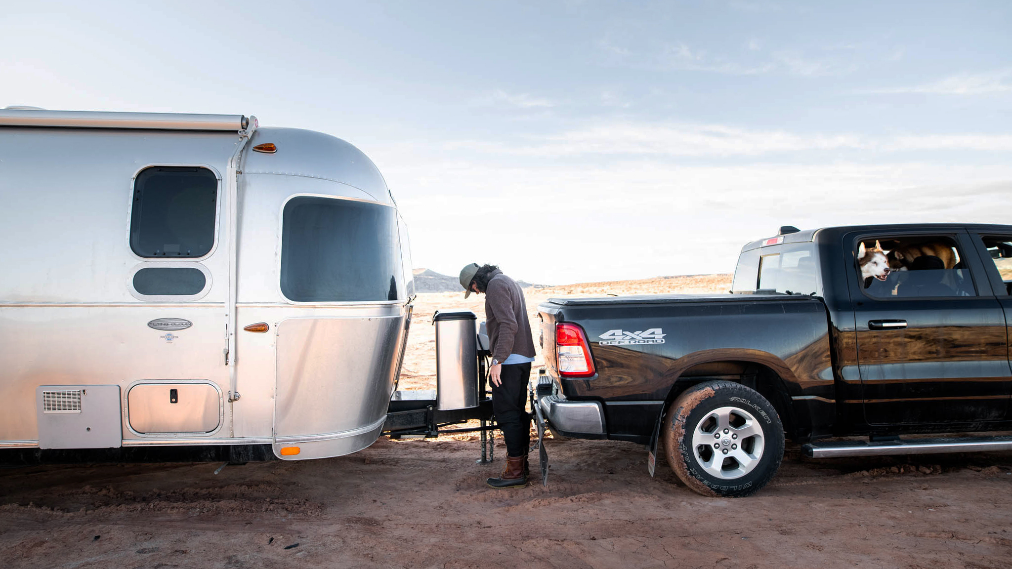 The Complete Airstream Towing Guide