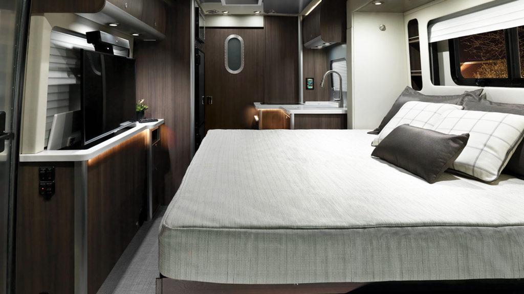 Airstream Atlas Bed