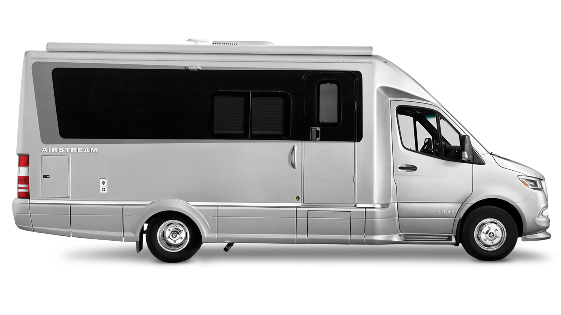Airstream Atlas Exterior