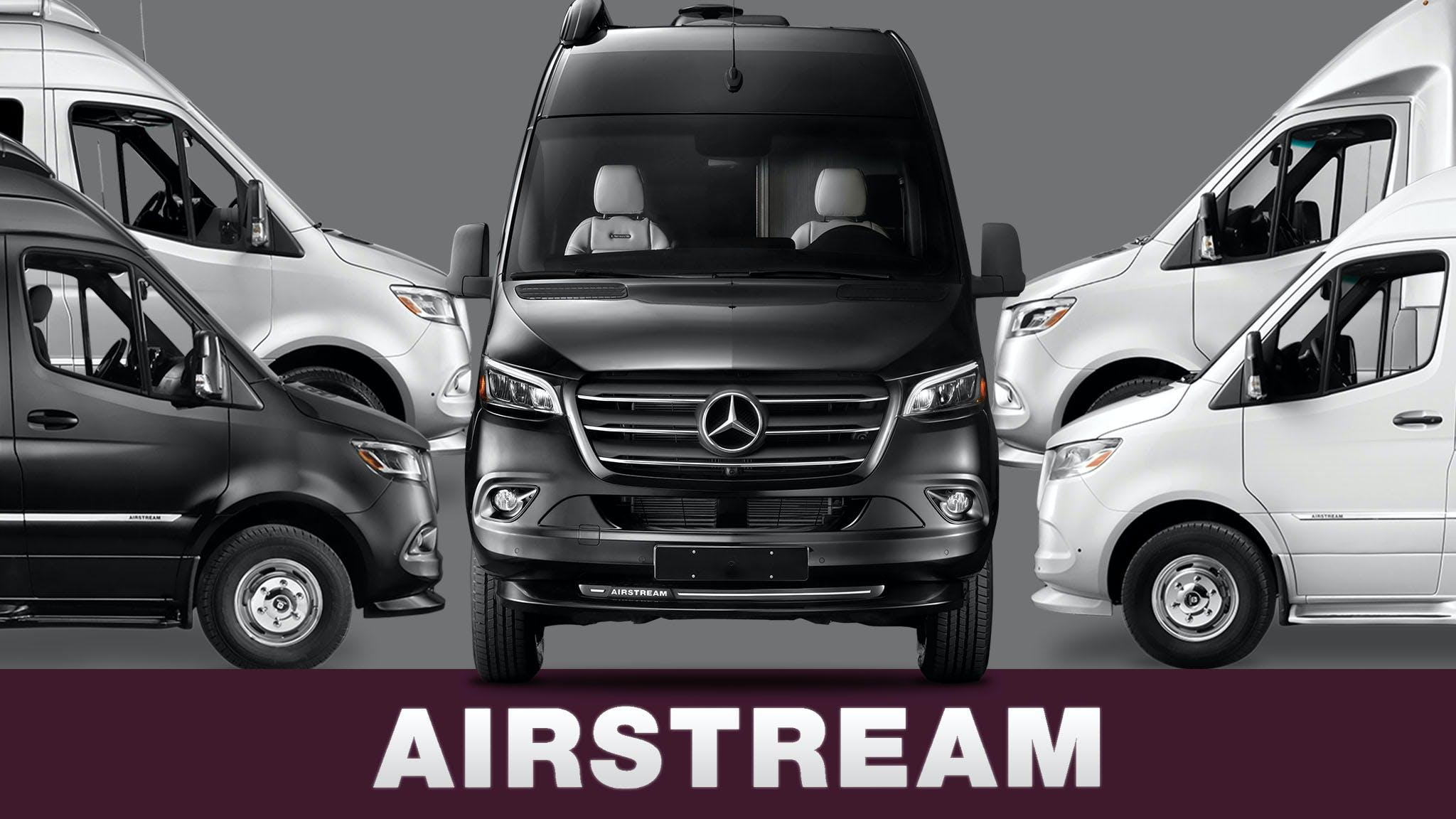 Airstream Touring Coaches