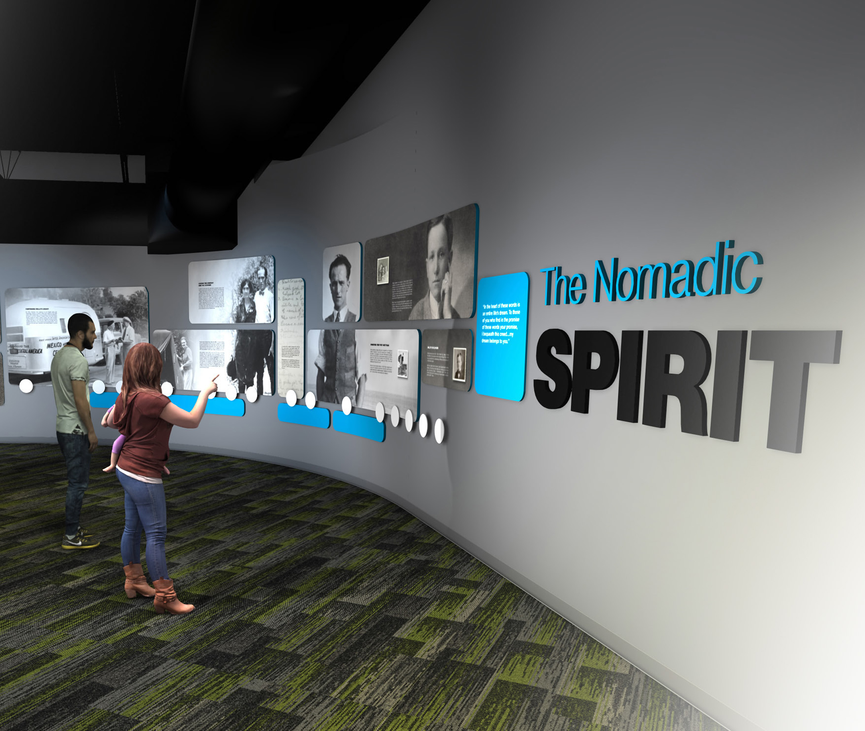 Nomadic Spirit