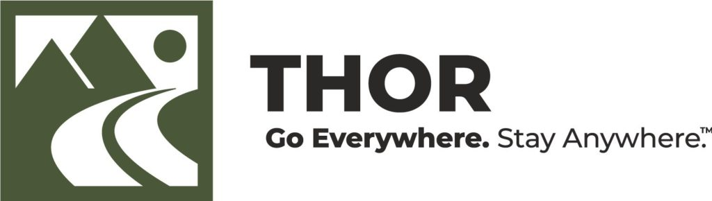 THOR Industries, Inc. Logo Airstream