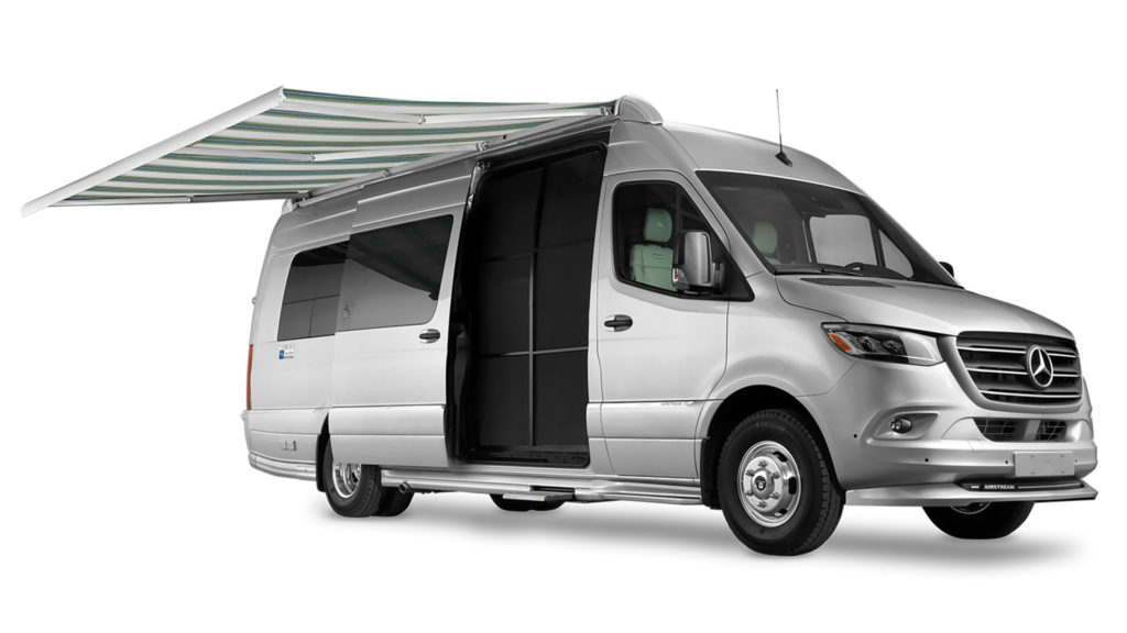 Airstream Interstate Exterior Styling