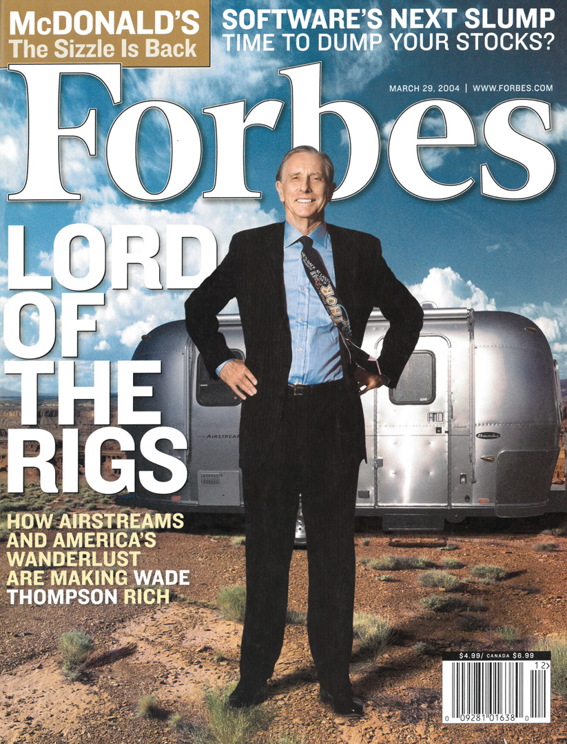 Wade Thompson-Forbes 2004