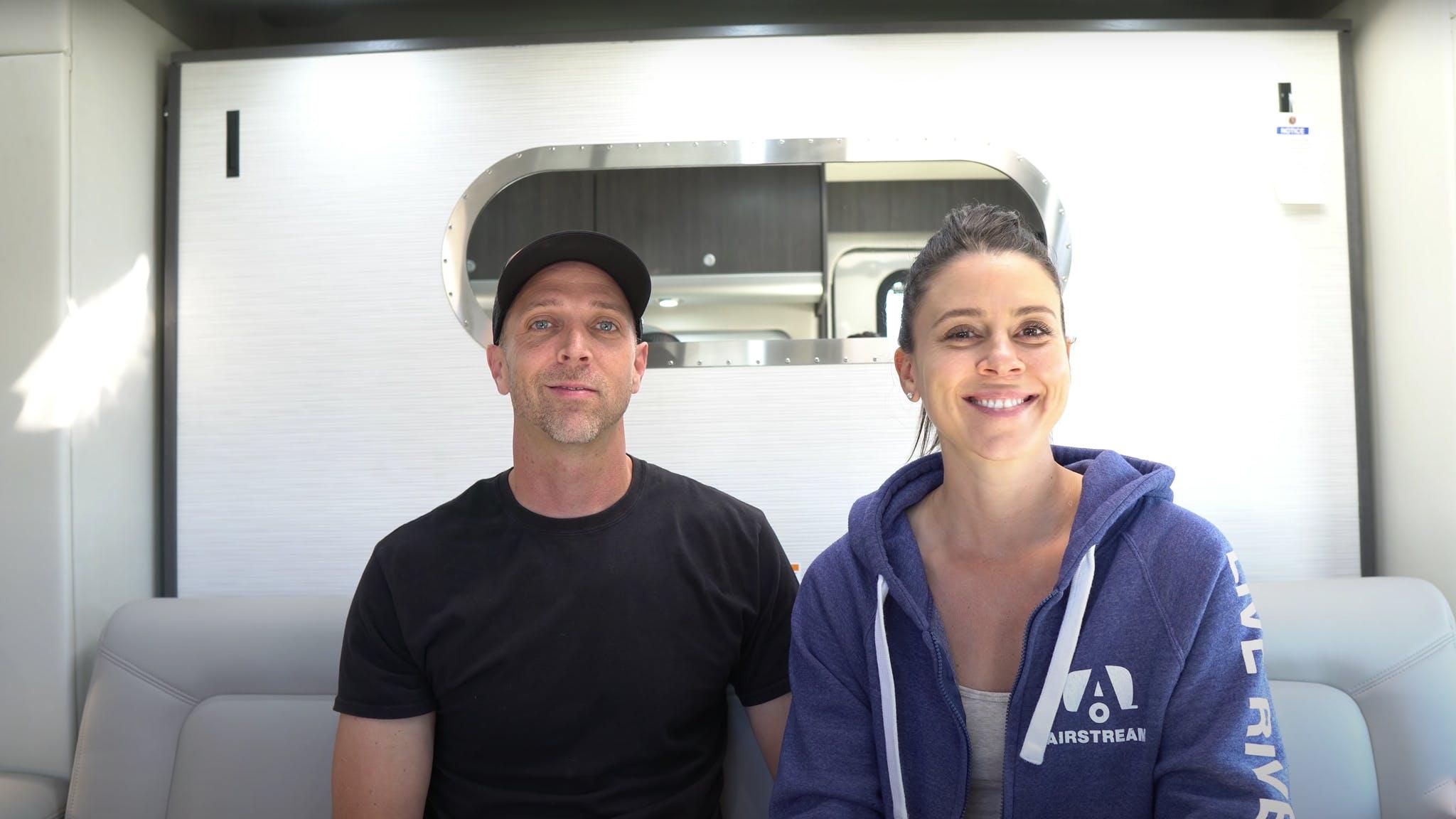 Airstream Ambassadors Willers 2020 Atlas Video Tour