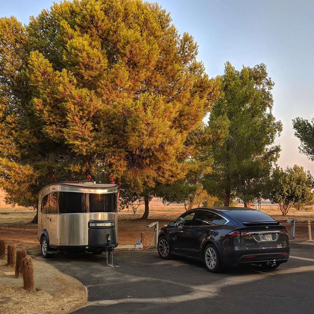 Airstream-Basecamp-and-Tesla-Model-X