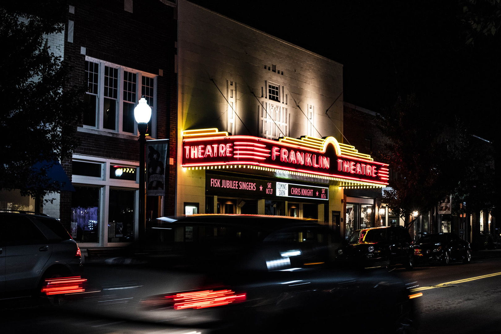 Airstream Photography Franklin Theater ASC 6