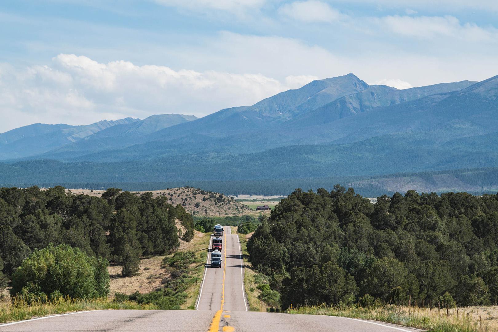 Airstream Salida, Colorado Travel Trailers