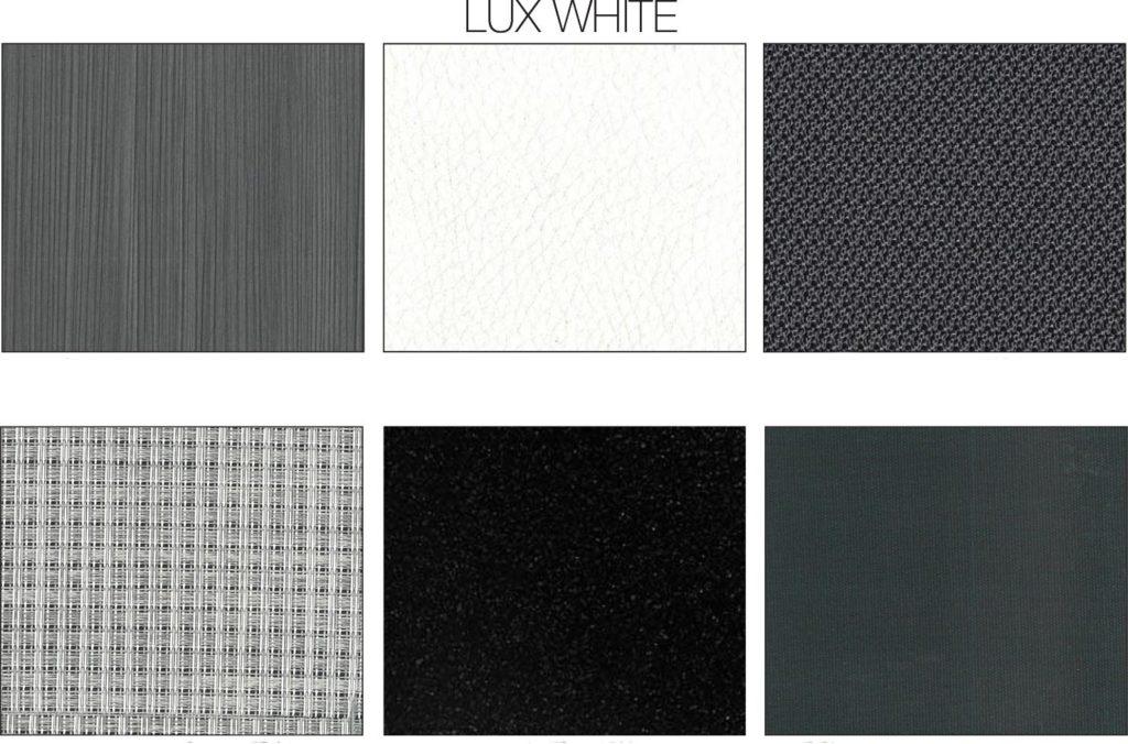 Lux White Decor Board