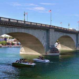 London Bridge Lake Havasu Arizona