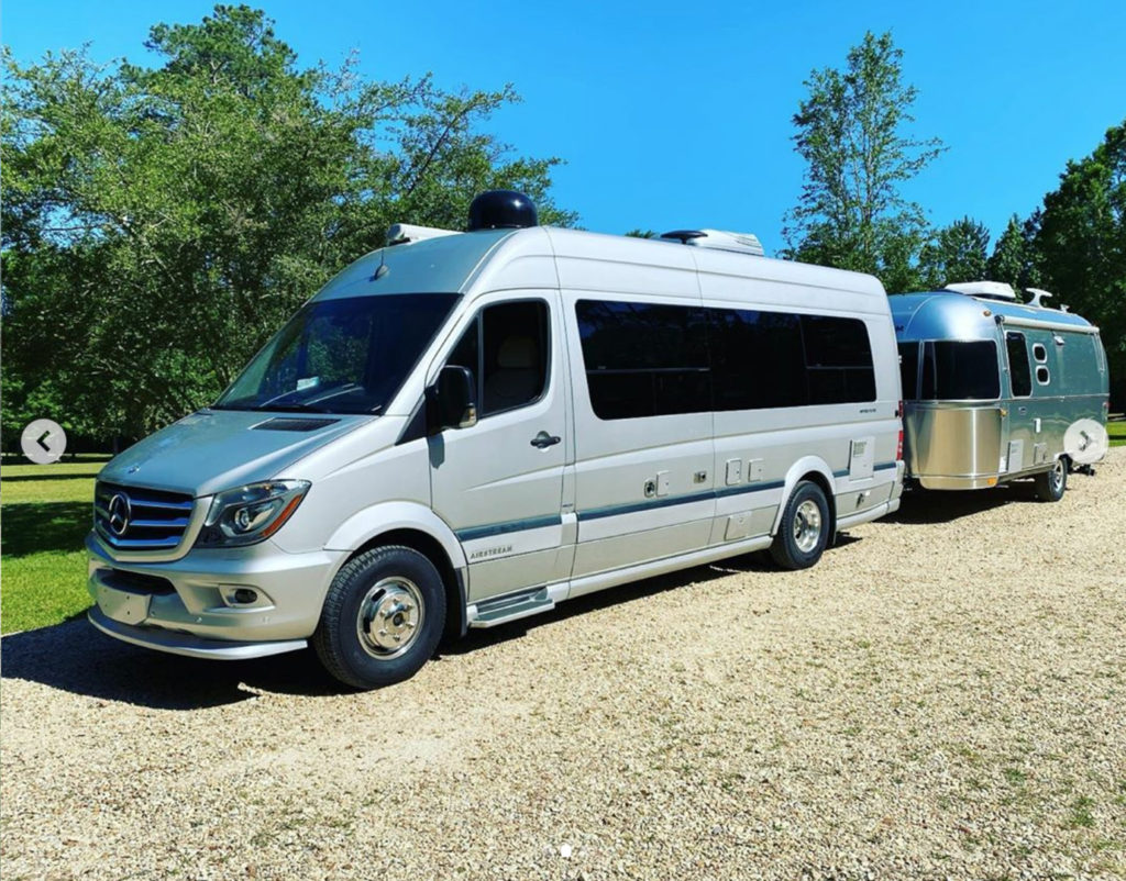 Airstream Interstate and Caraval Combo 3