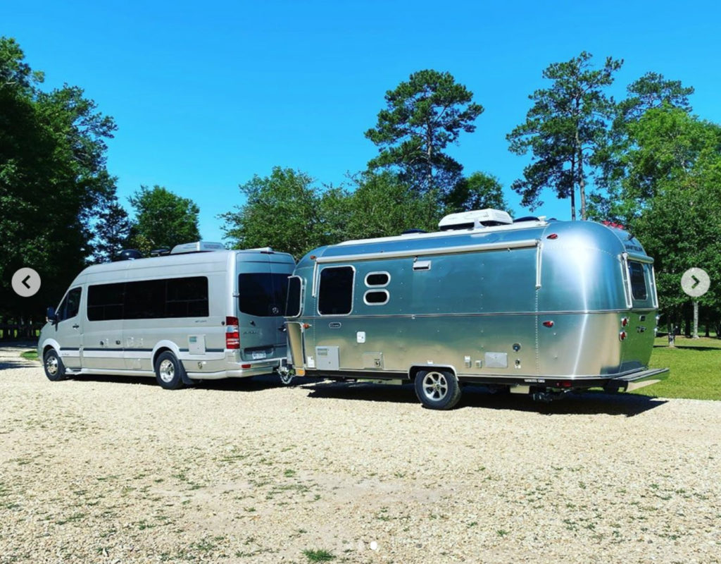 Airstream Interstate and Caraval Combo 4