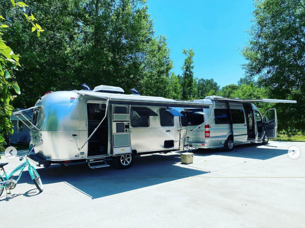 Airstream Interstate and Caraval Combo 5