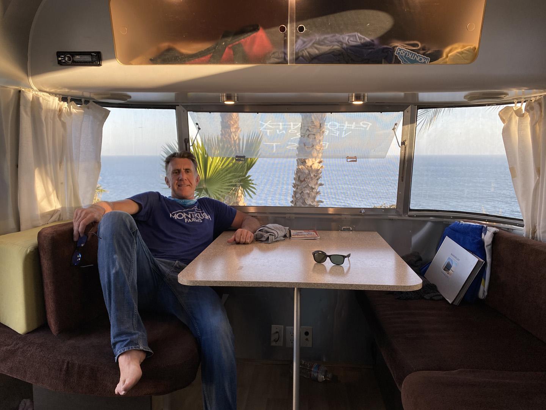 Airstream and Montkush with Anthony Sullivan Travel Trailer13