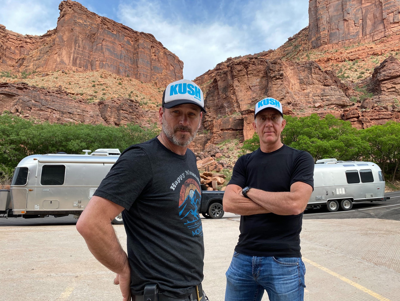 Airstream and Montkush with Anthony Sullivan Travel Trailer3