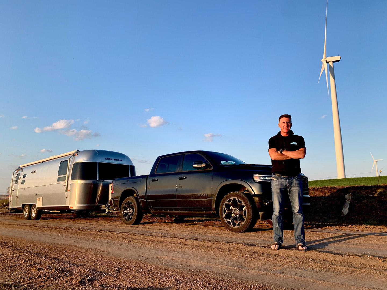 Airstream and Montkush with Anthony Sullivan Travel Trailer7