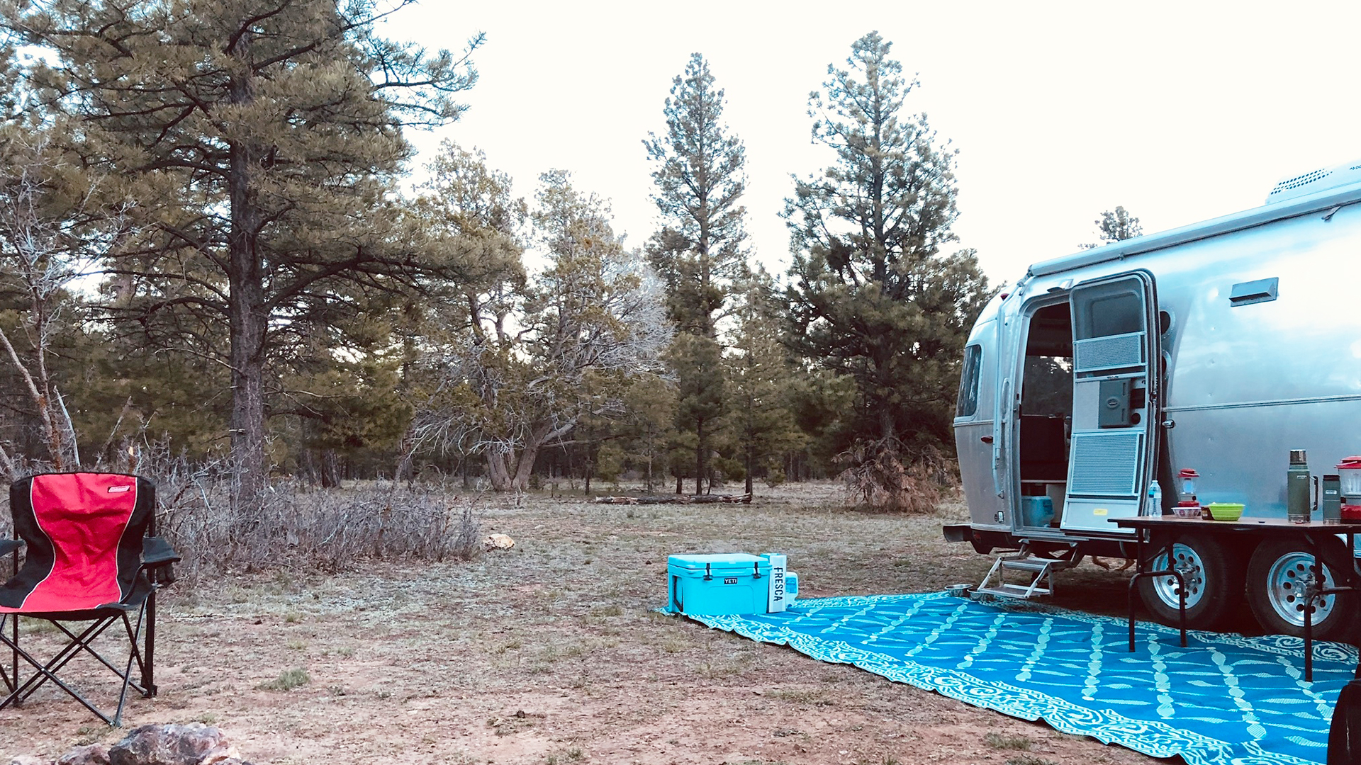 Coconino-Rim-Road-Kaibab-National-Forest-Camping-with-Airstream