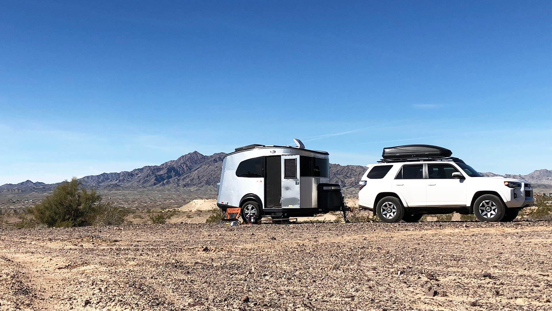 Airstream-Boondocking-with-Basecamp-Trailer-Cass-Beach
