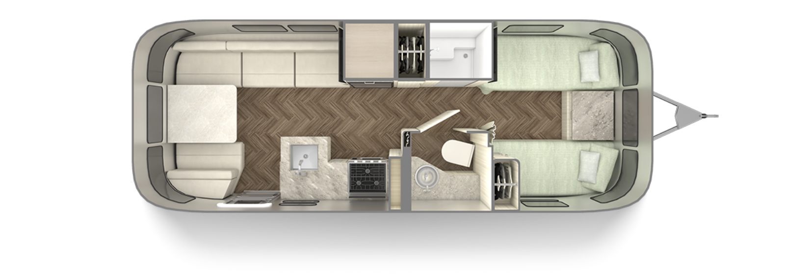 2021-Airstream-International-25FB-floor-plan-twin-seashell