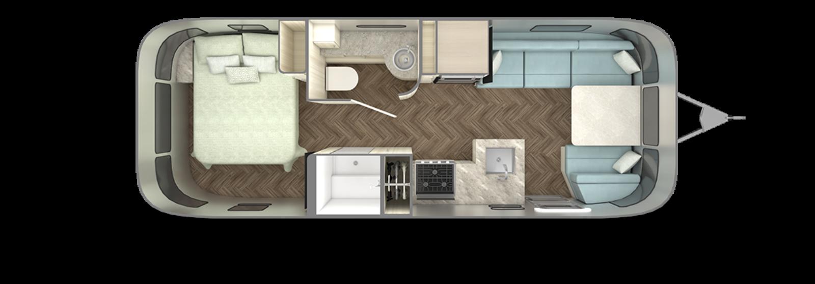 2021-Airstream-International-25RB-floor-plan-aqua