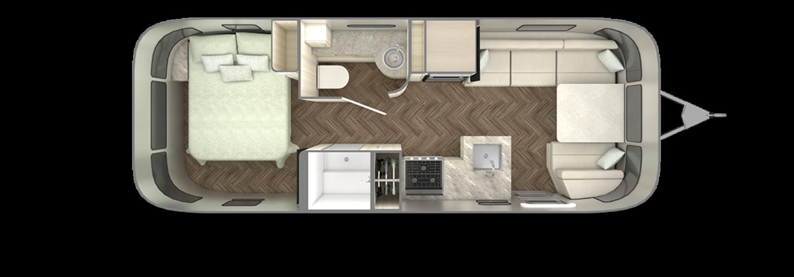 2021-Airstream-International-25RB-floor-plan-seashell