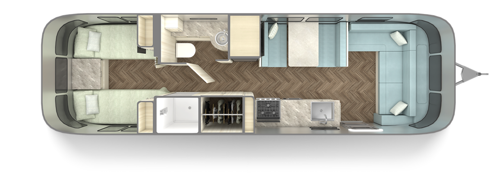 2021-Airstream-International-30RB-floor-plan-twin-aqua