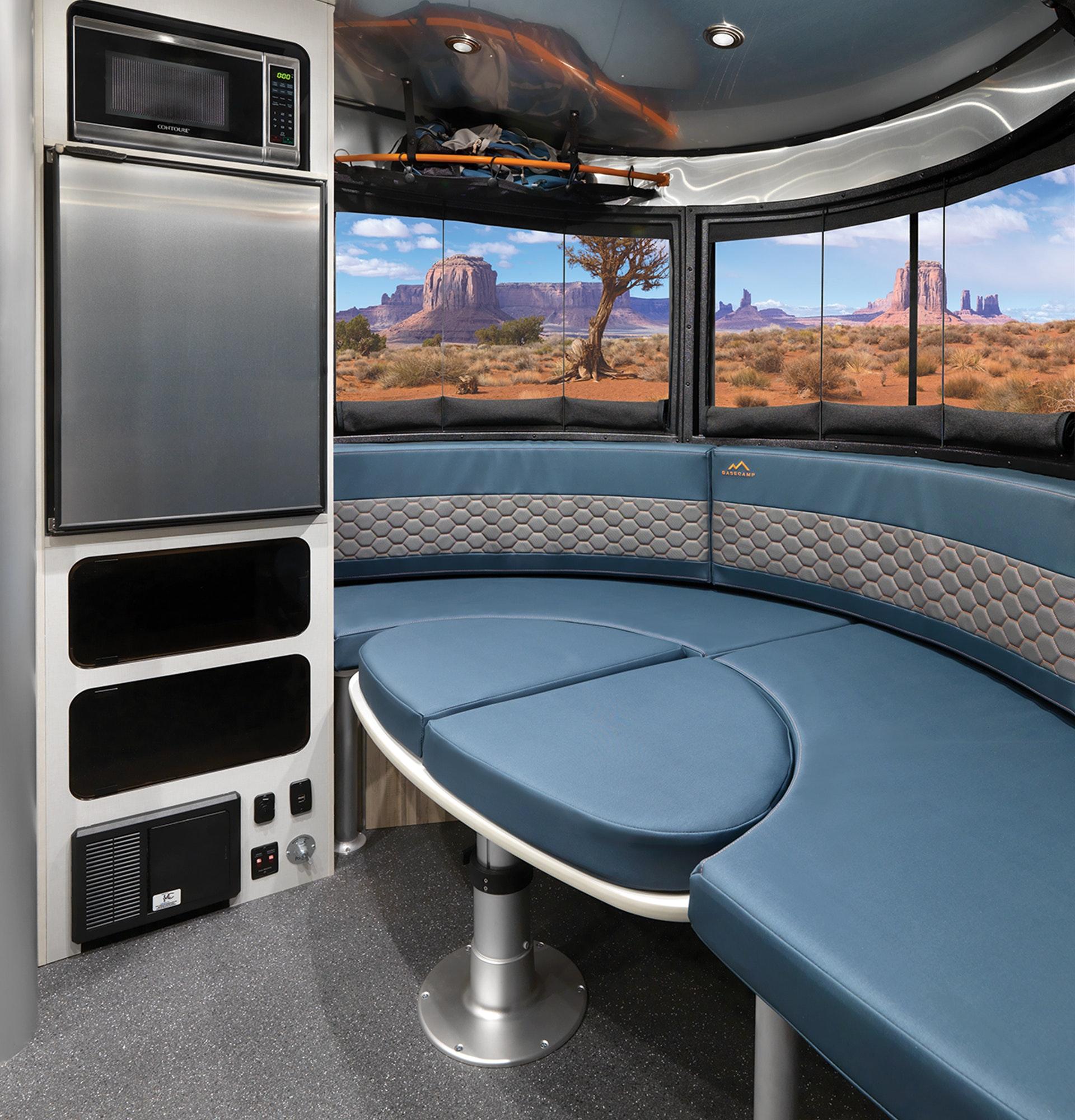 Airstream-Basecamp-20-Glacier-Lake-Dinette-Table-Down