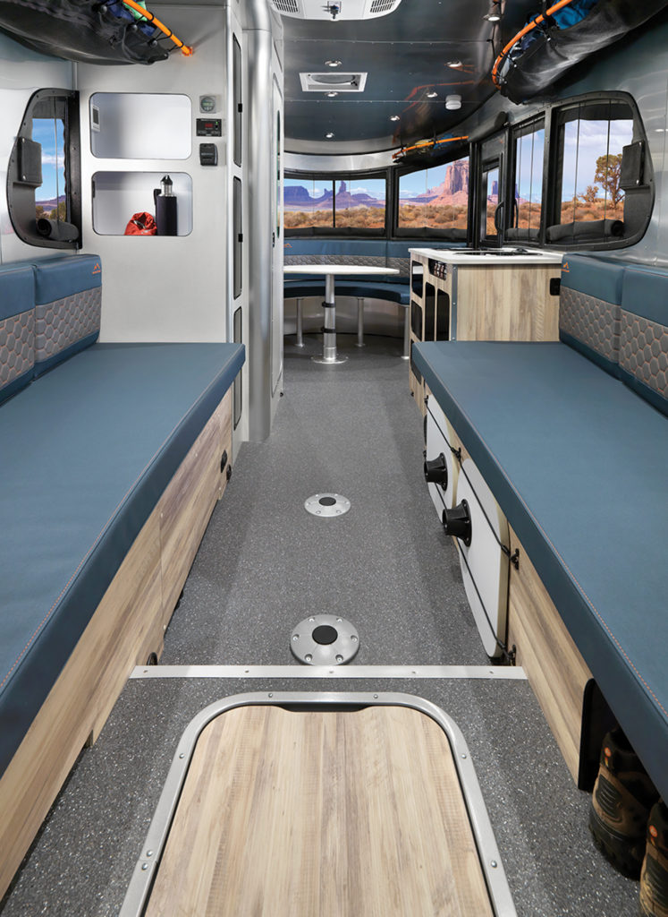 Airstream-Basecamp-20-Glacier-Lake-Interior-Decor-Rear-Tables-Down-Front-Table-Up