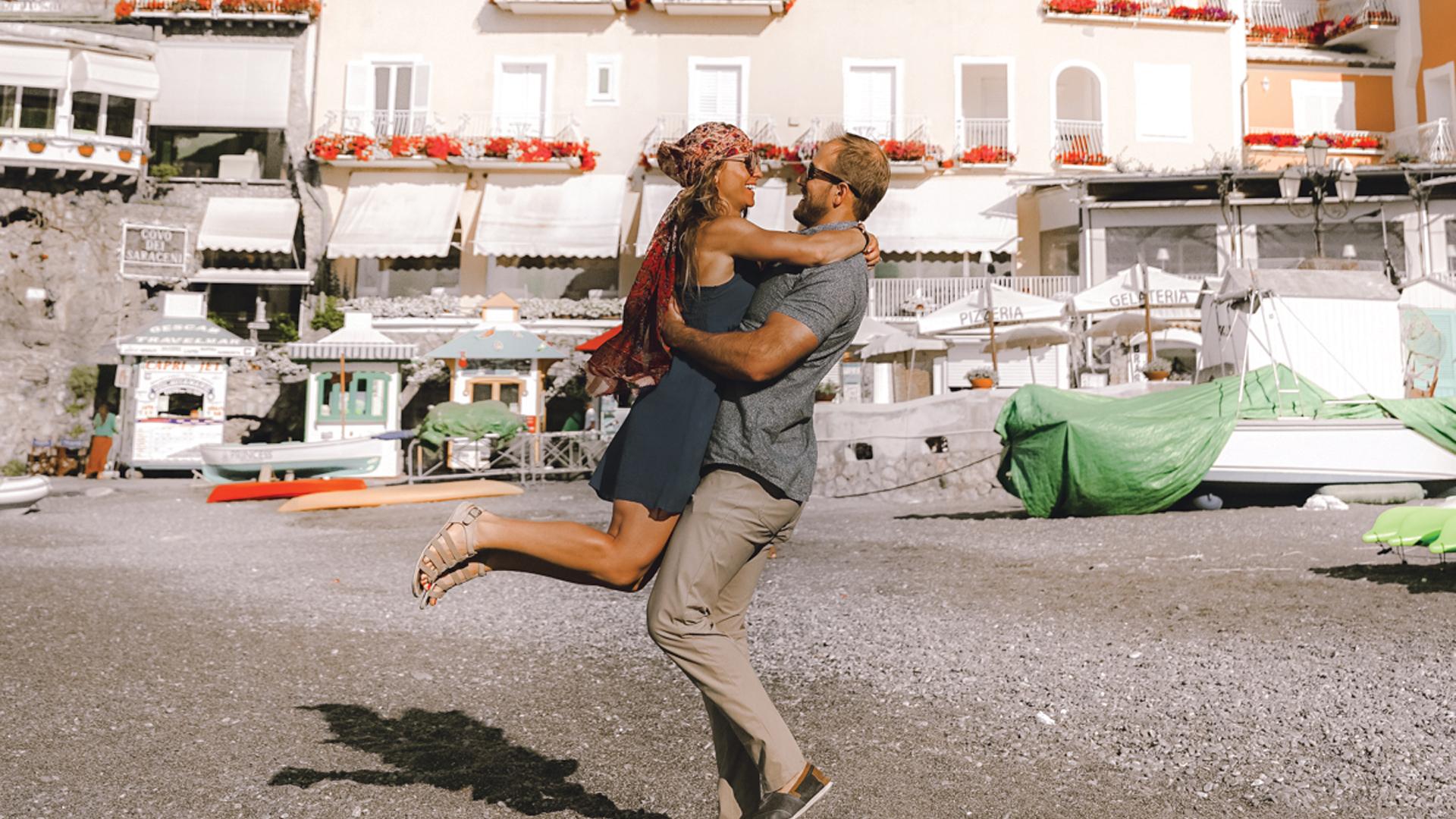 Airstream-Ambassadors-Scott-and-Collette-Dancing
