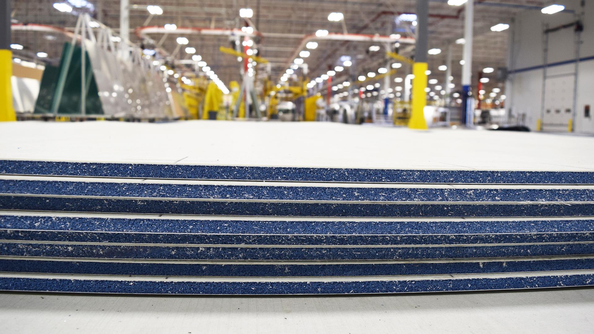 Airstream-Composite-flooring-materials-in-production-space