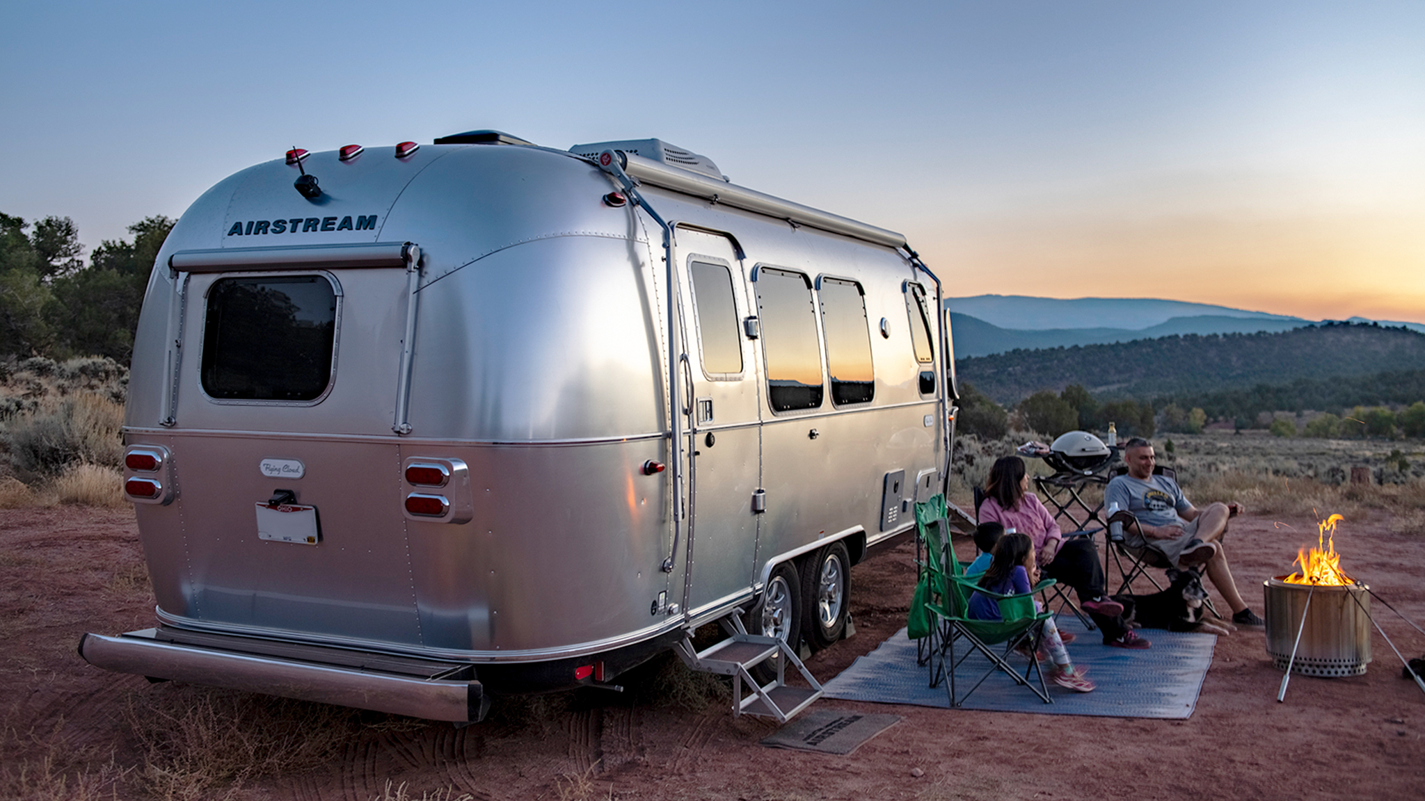 The Upgrade to Lithium Batteries with Airstream Power Plus | Airstream.com