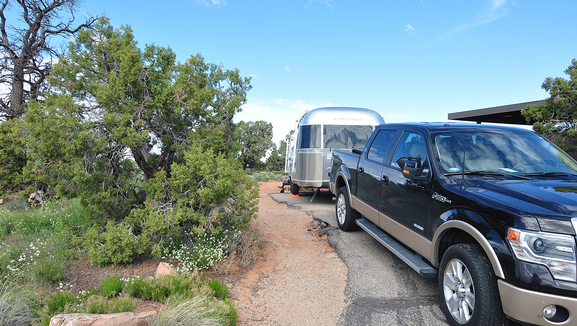 Airstream-Portable-Parks-Dead-Horse-Point-State-Park