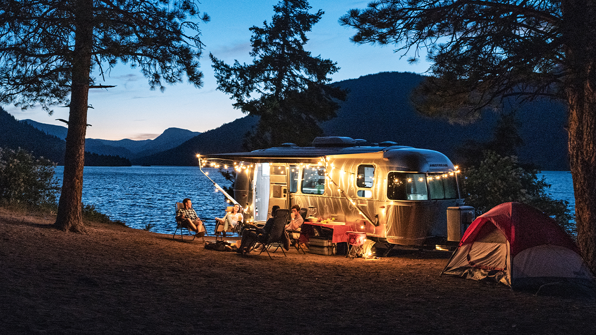 Airstream Financial powered by Bank of America
