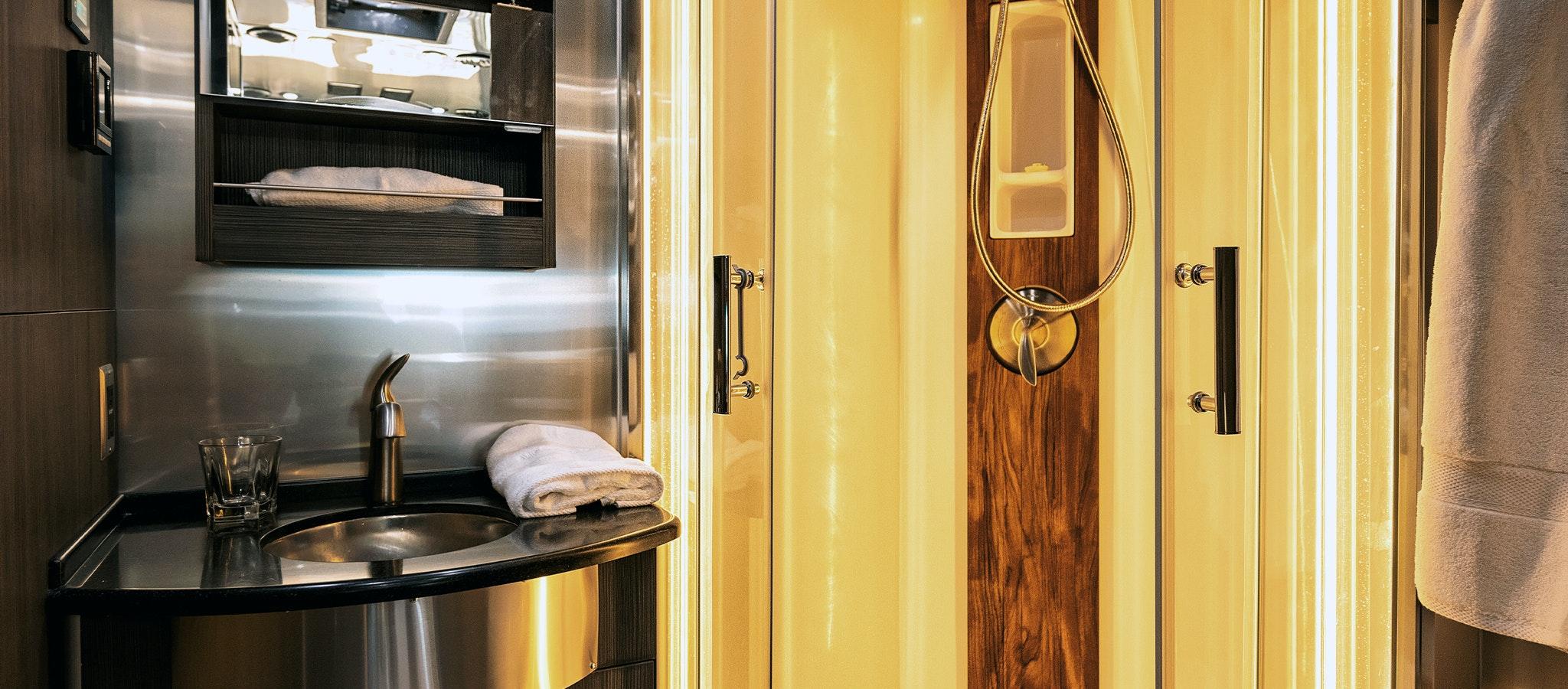 Airstream Atlas Bathroom