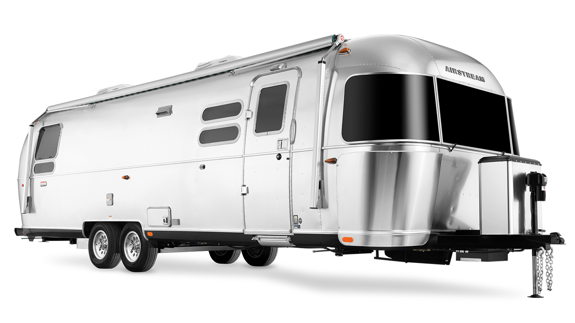 Airstream International 30RB Rear Bed Exterior