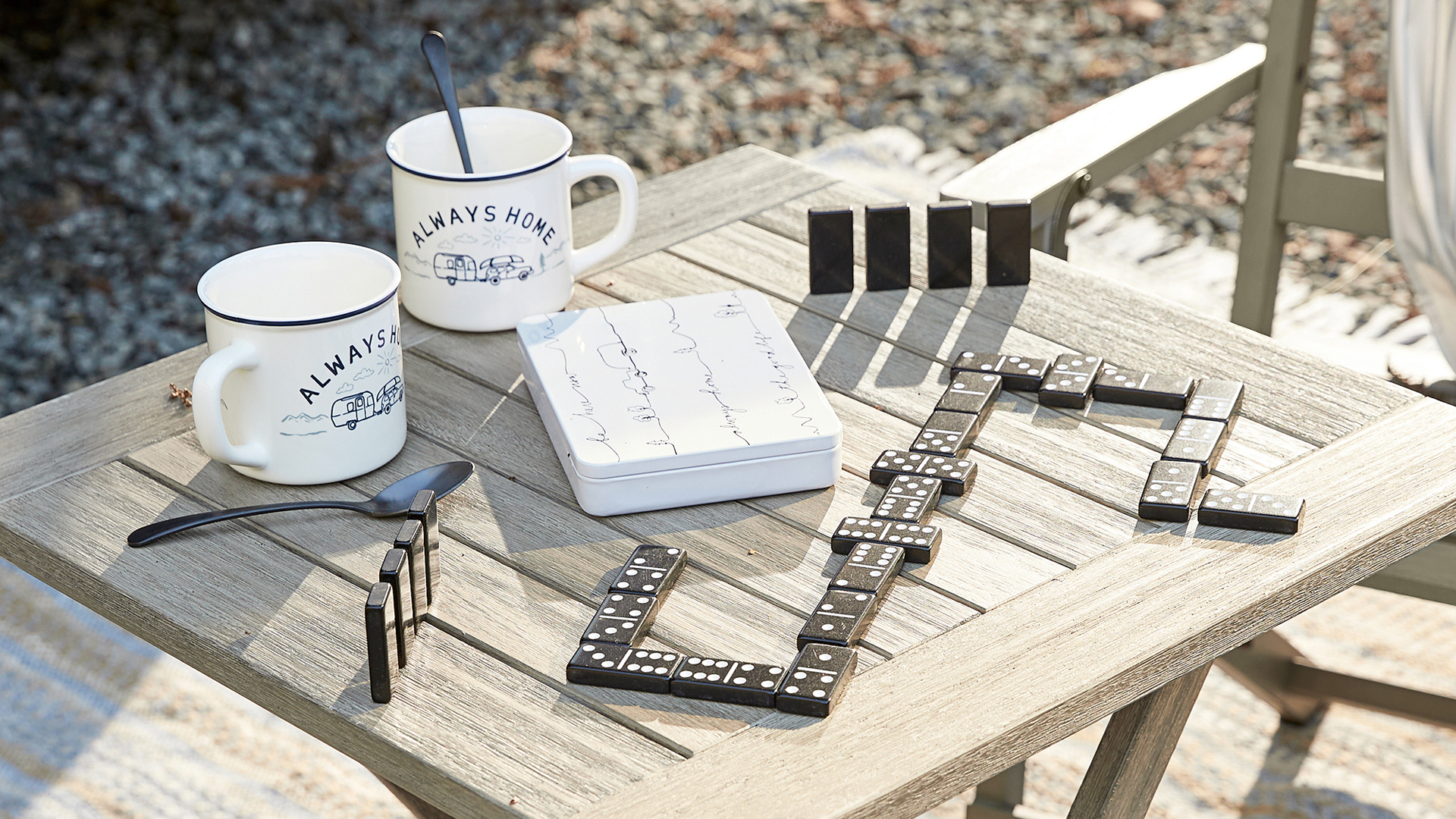 Airstream-and-Pottery-Barn-mugs-and-dominos