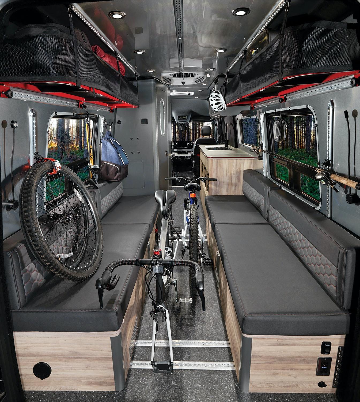 Airstream-Interstate-24X-Adventure-Van-Gear-Storage-and-Securing
