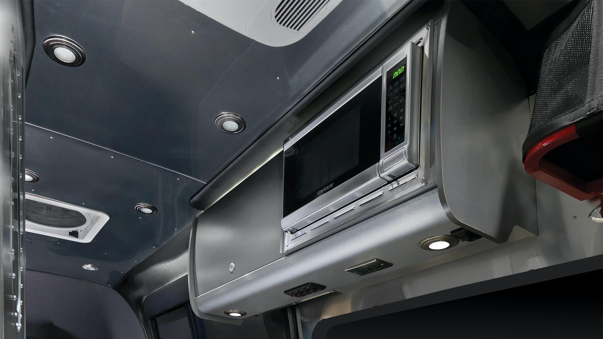Airstream-Interstate-24X-Kitchen-Appliances-Microwave