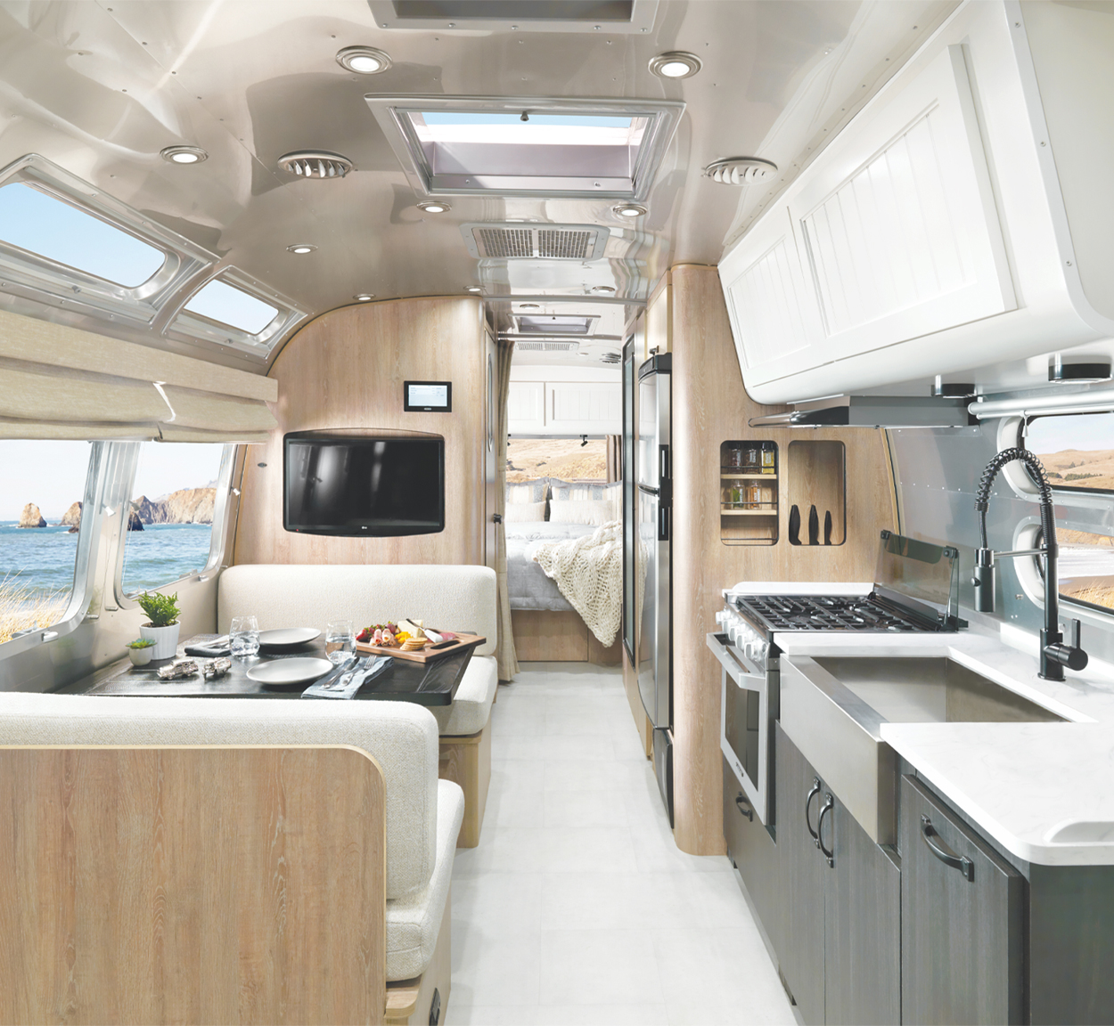 Pottery Barn Travel Trailer Overview