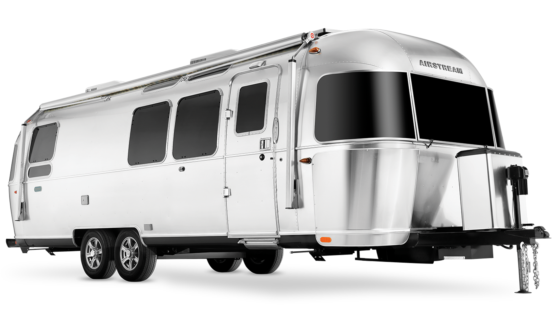 Airstream Pottery Barn Special Edition Travel Trailer exterior image