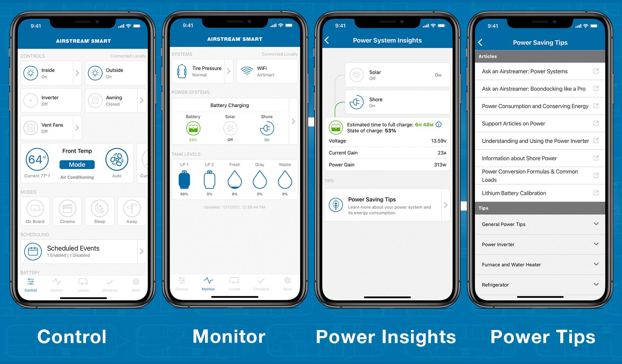 Airstream-Smart-Control-App-updates