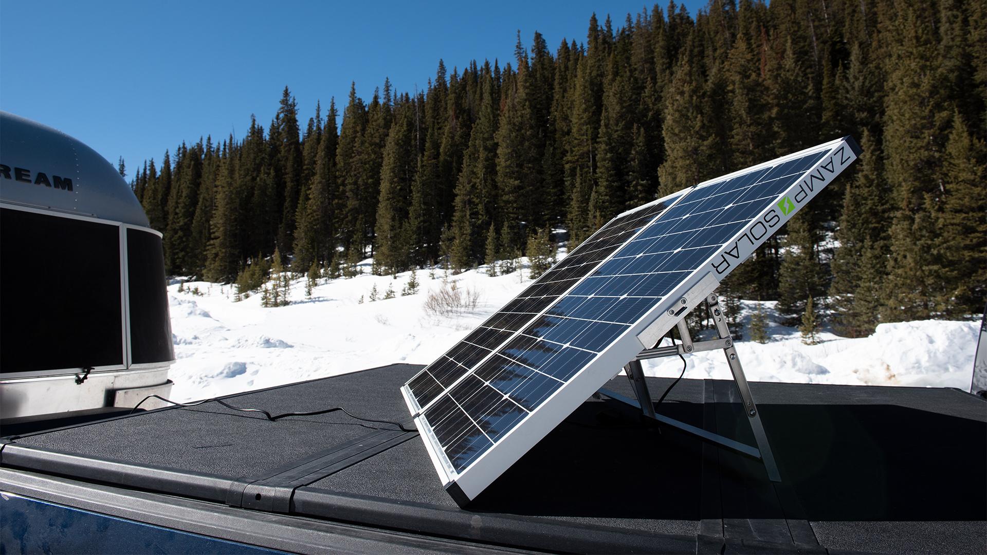 Airstream-front-solar-input-Zamp-panel