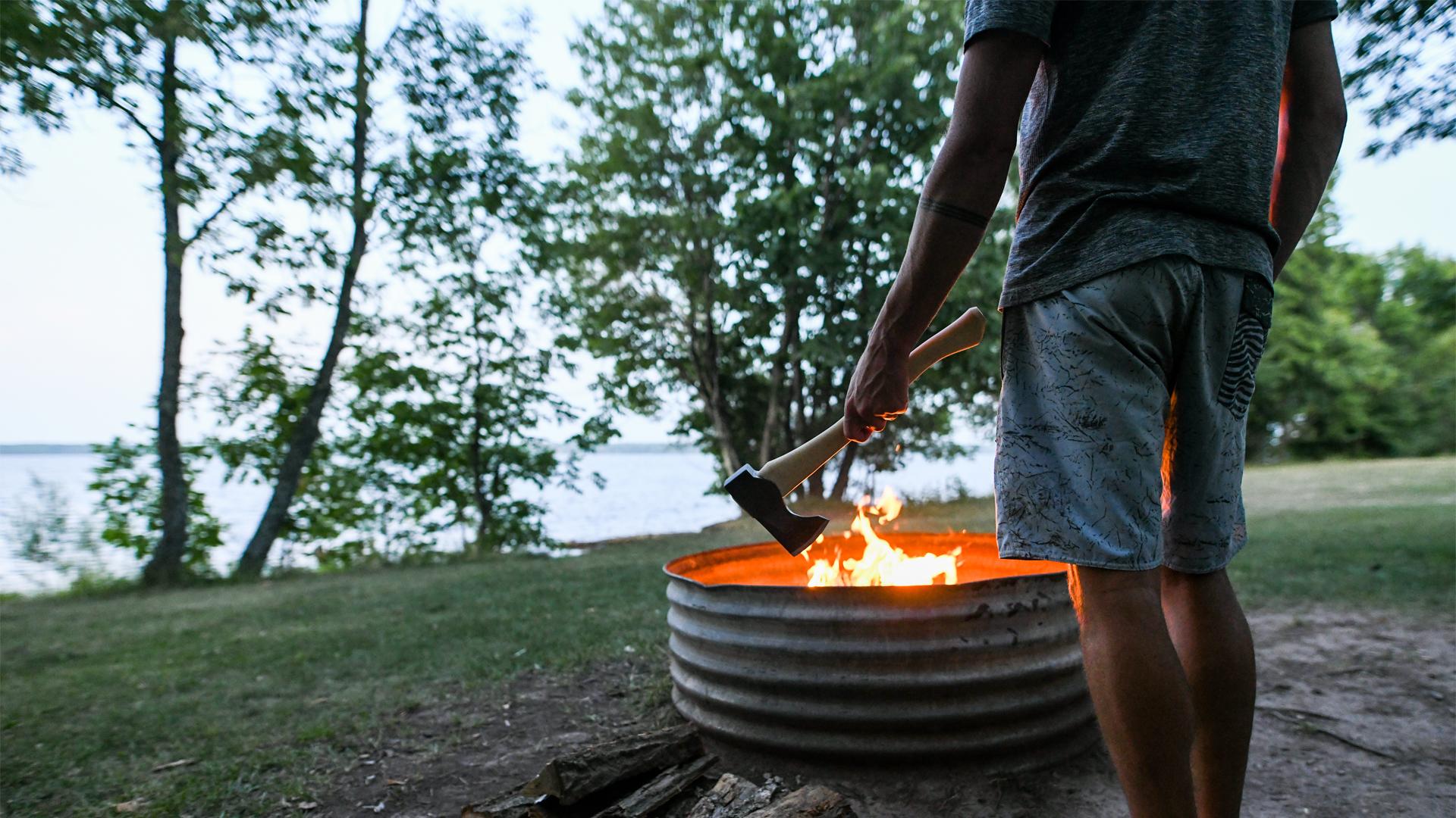 Michigan-Camp-Fire